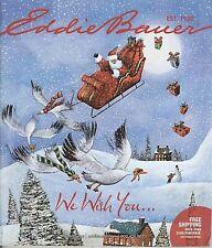 EDDIE BAUER CATALOG~CHRISTMAS 2010
