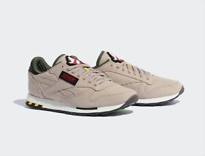 Reebok CLASSIC x Ghostbusters Classic Leather (H68136) BRAND NEW US 7.5