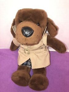 "VGUC-VINTAGE-12"" 1989 CommonWealth McGruff the Crime Dog Plush Stuffed"