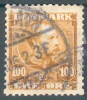 Dänemark, Mi.-Nr.52I, pracht