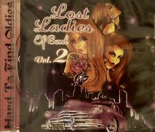 LOST LADIES OF SOUL - Vol# 2 - 19 Tracks
