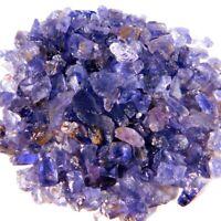 Natural Blue Iolite Rare Tiny Small Lot Rough Loose Gemstone ~ Wholesale Bulk