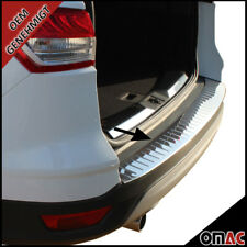 Ford Kuga II ab 2013 Chrom Ladekantenschutz Abkantung Stoßstange Edelstahl