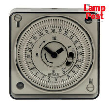 Tower Optimum OP-TS111.2 - 24 Hour Synchronous Timeswitch Panel Mount