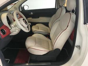 Fiat 500 / Abarth 595 Carbon Sitzheizung nachrüsten inkl. Einbau
