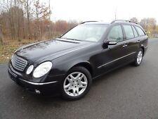 Mercedes-Benz E240 T 1.Hand Vollleder Beige Sitzheizung Navi Automatik *Bastler*