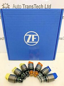 GENUINE OE ZF 6HP21 AUTOMATIC GEARBOX SOLENOID SET 1068298046