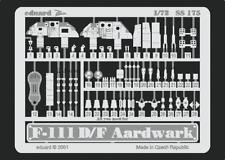 Eduard 1/72 F-111D/F Aardvark # SS175