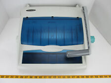 Wilson Jone Adjustable Bindery Model No. CB345 Manual Binding Precision Craft GS