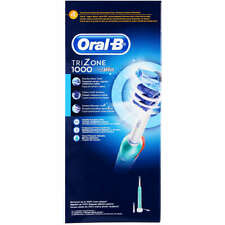 Oral-B Braun trizone 1000 3d move at teeth BEST Electric Toothbrush -EXPRESS-