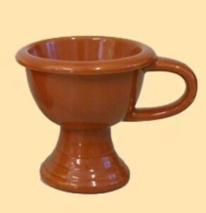 Orthodox Ceramic Incense burner - 8.5x9x11cm