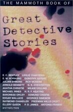 Mammoth Bks.: The Mammoth Book of Great Detective Stories (2001, Paperback, Rep…