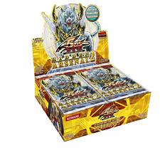YuGiOh Hidden Arsenal 2 Booster Box