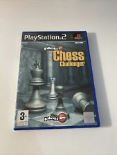 Chess Challenger (Sony PlayStation 2, 2004) - mit Anleitung PAL