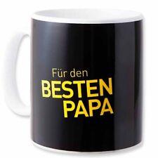 BVB Borussia Dortmund Kaffeebecher Becher Tasse Für den besten Papa