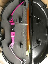 Genesis Archery Original Bow Deluxe Kit with Case and 4 Arrows