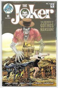 Joker #2 (06/21) DC Comics State of Comics Neal Adams Detective Comics 31 Homage