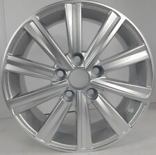 "16x6.5"" 5x114.3 Wheels Rims fits Toyota Camry - Set of 4 - Silver - NEW!"