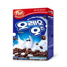 Korean Dongsuh Post OREO O'S Cereal 500g(17.6oz) Breakfast Food OREO OS
