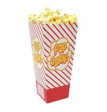 Gold Medal Popcorn Scoop Boxes Set Of100 8 Oz Popcorn Machine Supplies New