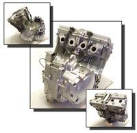 Suzuki GSF 600 N Bandit GN77B Motor 16976 km Engine #018