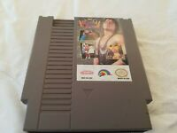WWF King of the Ring Nintendo Entertainment System 1993 NES *Authentic* *Tested*