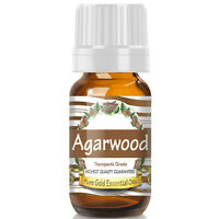 Agarwood Essential Oil (Premium Essential Oil) - Therapeutic Grade - 10ml