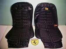 Ferrari 365 Seat Cover Inserts_Side Covers_Daytona Connelly Leather GTB4 GTS4_OE