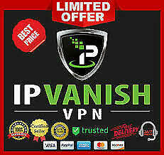 IPVanish VPN Premuim Account 2 years Waranty Auto Renew, Fast Delivery(30s!)