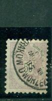 Österreich, Nr. 49 B, Wertziffer im Doppeladler gestempelt