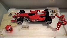 1/18 Ferrari 248 F1 M.SCHUMACHER BRAZIL 2006 HOTWHEELS PRIVATE COLLECTION