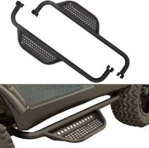 Madjax Nerf Bar / Running Board / for Precedent TXT RXV Drive DS Golf carts