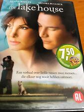 THE LAKE HOUSE : DVD nieuw KEANU REEVES SANDRA BULLOCK sealed