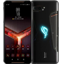 "Asus ROG Phone 2 ZS660KL Black 8GB 128GB 6.59"" Snapdragon 855+ Phone USA F SHIP*"