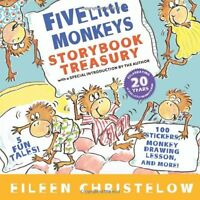 Five Little Monkeys Storybook Treasury (A Five Little Monkeys Story) by Eileen C