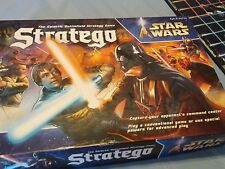 Star Wars Stratego Board Game by Milton Bradley - 2002 Edition - Complete!