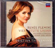 Renee FLEMING: STRAUSS Four Last Songs  Vier letzte Lieder Ariadne THIELEMANN CD