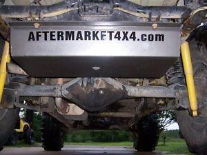 Geo Tracker Suzuki Sidekick INDESTRUCTABLE Gas Tank Skid Plate ARMOR ..NEW!
