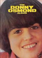 Donny Osmond-the Donny Osmond Album-mgm-lp-se4782