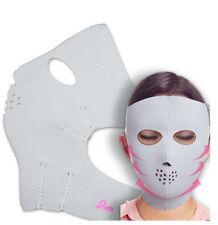 V Line Full Face Neck Lift Up Band Facelift Slim Mask Belt Strap Korean Beauty