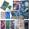 For Lenovo Yoga Smart Tab E7 E8 E10 P10 M10 M7 M8 FHD SlimShell Case Stand Cover