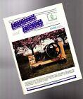 Old Steam/Gas ENGINE magazine: Gade,SCHRAMM,Tractor Race/Pull,Rolland Buslaff,