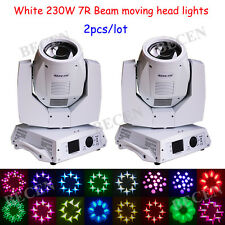 2pcs 230W 7R disco dj Pro stage Beam Moving Head Light party show for sale