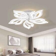 Lampadario da soffitto LED  Plafoniera a Sospensione Moderno Fiore controllo APP