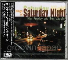 Sealed Promo KIM FOWLEY Kings Of Saturday JAPAN CD JICK-89693 w/OBI The Runaways