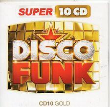 CD CART15T DISCO FUNK N'O 10.CAROL JIANI/ STRECH/ JOE DOLAN  NEUF NON  SCELLE