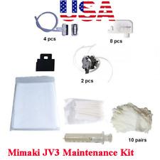 USA Stock! Mimaki JV3 Maintenance Kit Cleaning Kit