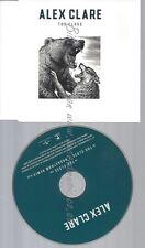 CD--ALEX CLARE -- -TOO CLOSE ---2--