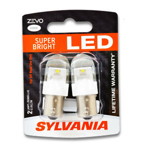 Sylvania ZEVO Front Turn Signal Light Bulb for Ford F-350 LTD Aspire F-250 ds