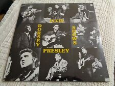 ELVIS PRESLEY  LP  THE DORSEY SHOWS SEALED SONGS FROM 5 SHOWS IN 1956 SEALED